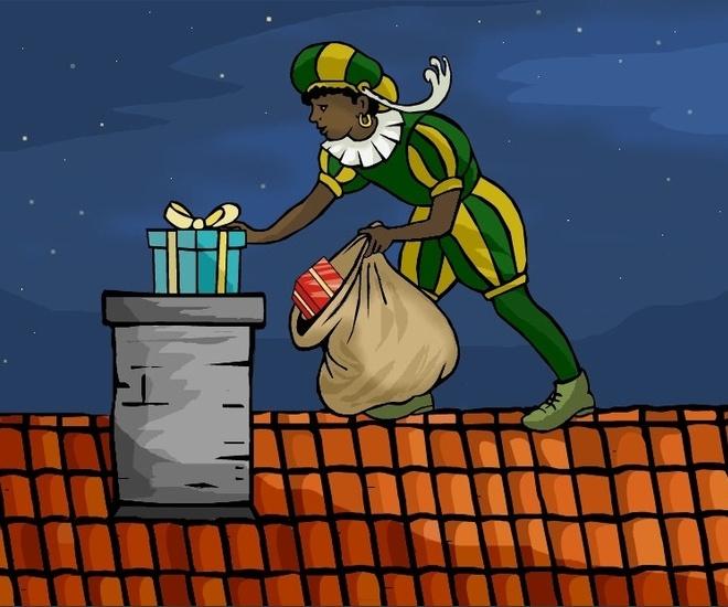 Sinterklaasjournaal Weer Onweer Online Nl